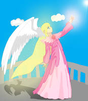 The Princess of Light - The Protector of the Sun