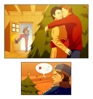 Destiel by NeipyPien