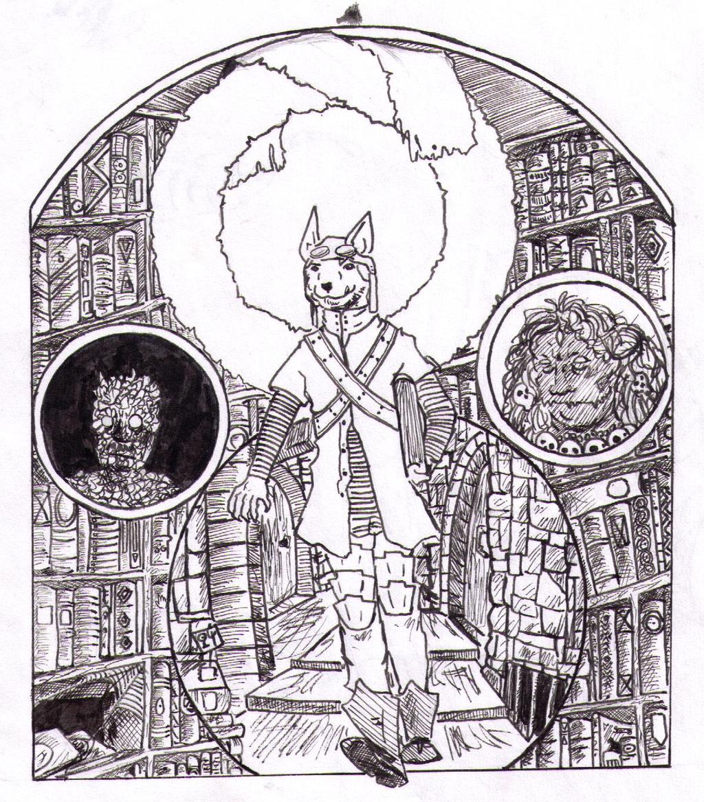 Colophonius Regenschein by Antaie