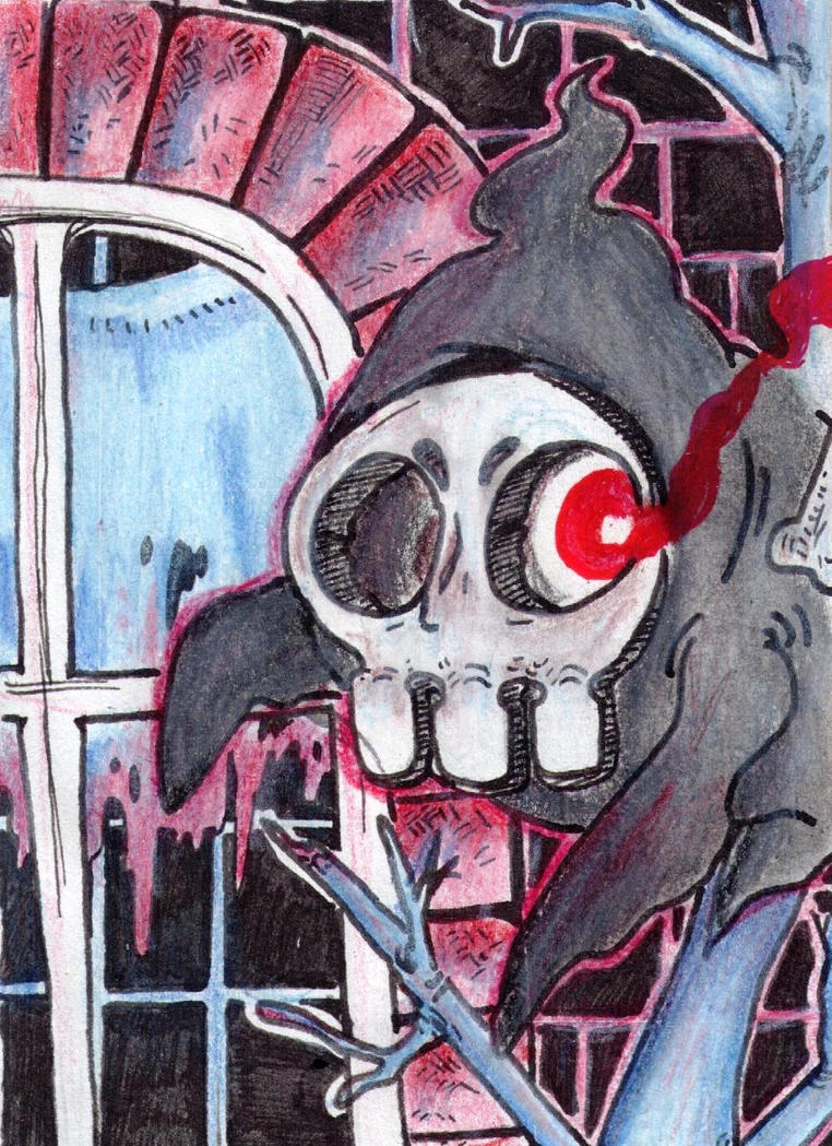 Duskull by Antaie
