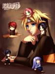 Naruto + Chibis
