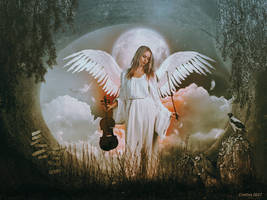 Angel Melody by tinnatinna