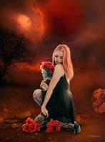 The roses by tinnatinna