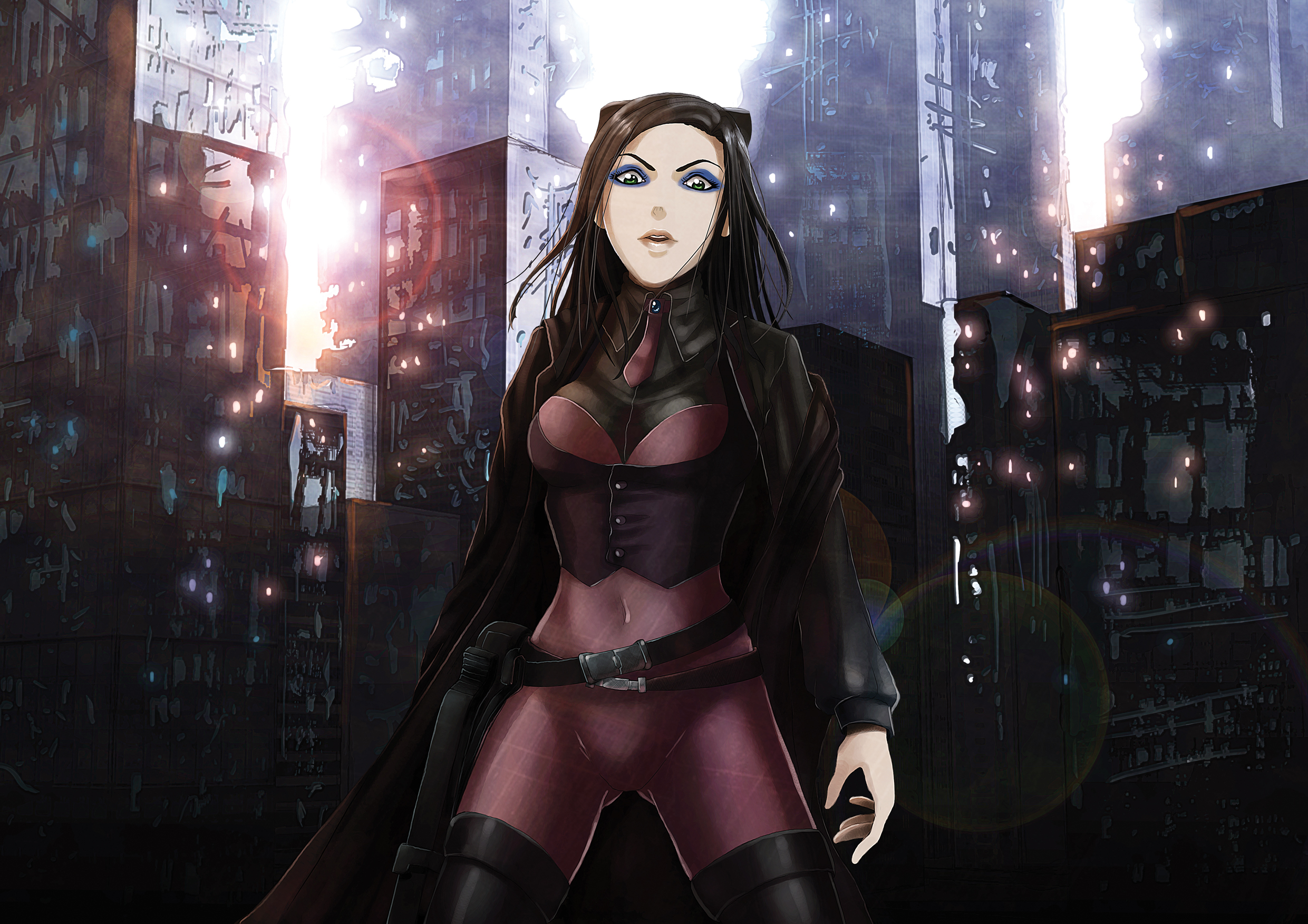 .:Ergo Proxy:. by yoneyu
