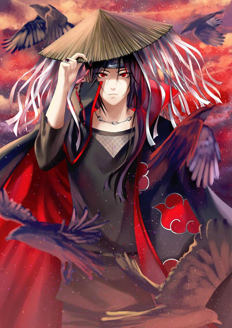 .:Itachi:. by yoneyu
