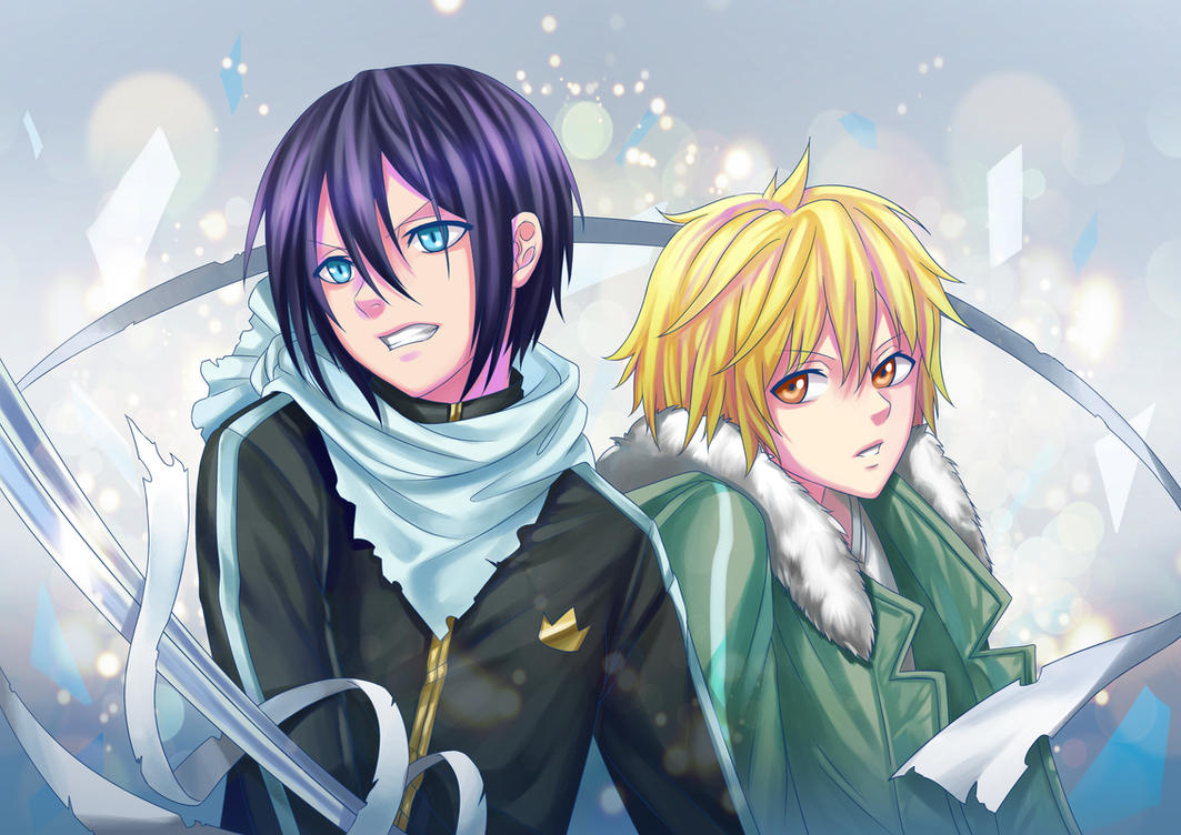 """Crunchyroll - VIDEO: Latest """"Noragami"""" Anime Preview 
