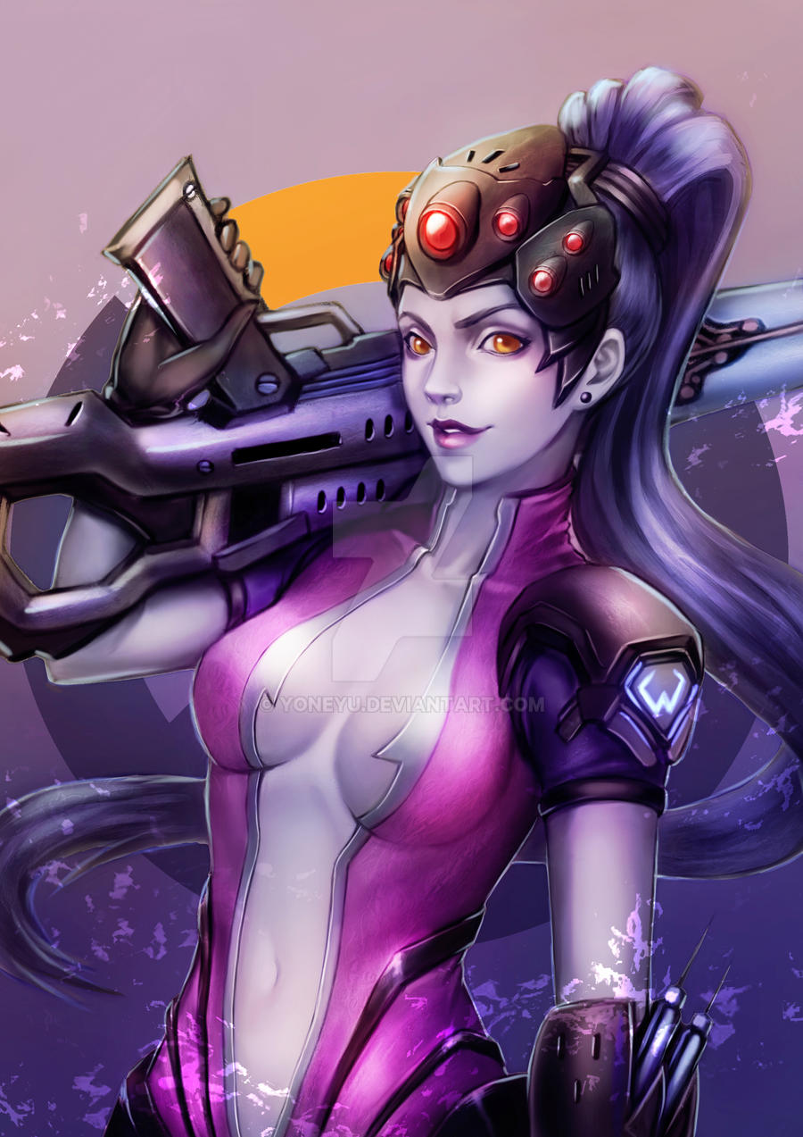 .:WIDOWMAKER:. by yoneyu