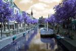 Delft Centrum by AvinoCarbonara