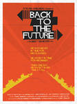 Back to the Future Alternative Poster Art