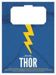 Thor Alternative Poster Art