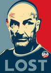 John Locke LOST Poster