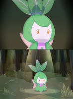 PKMNation: Payment - Eurydice gets lost! by dixiefrog