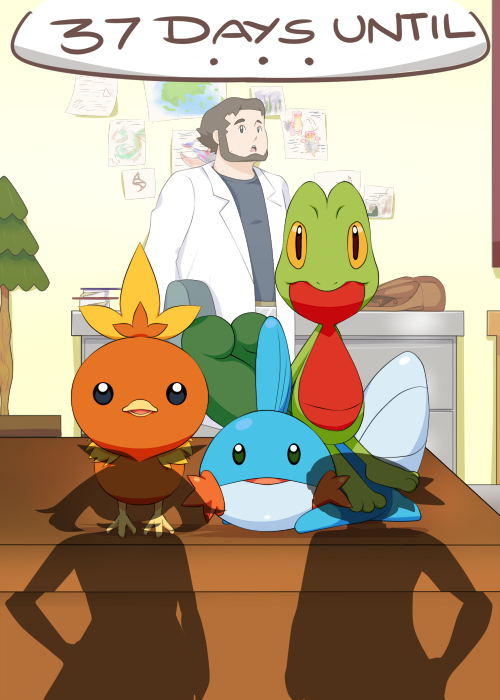 ORAS Countdown by pixielog