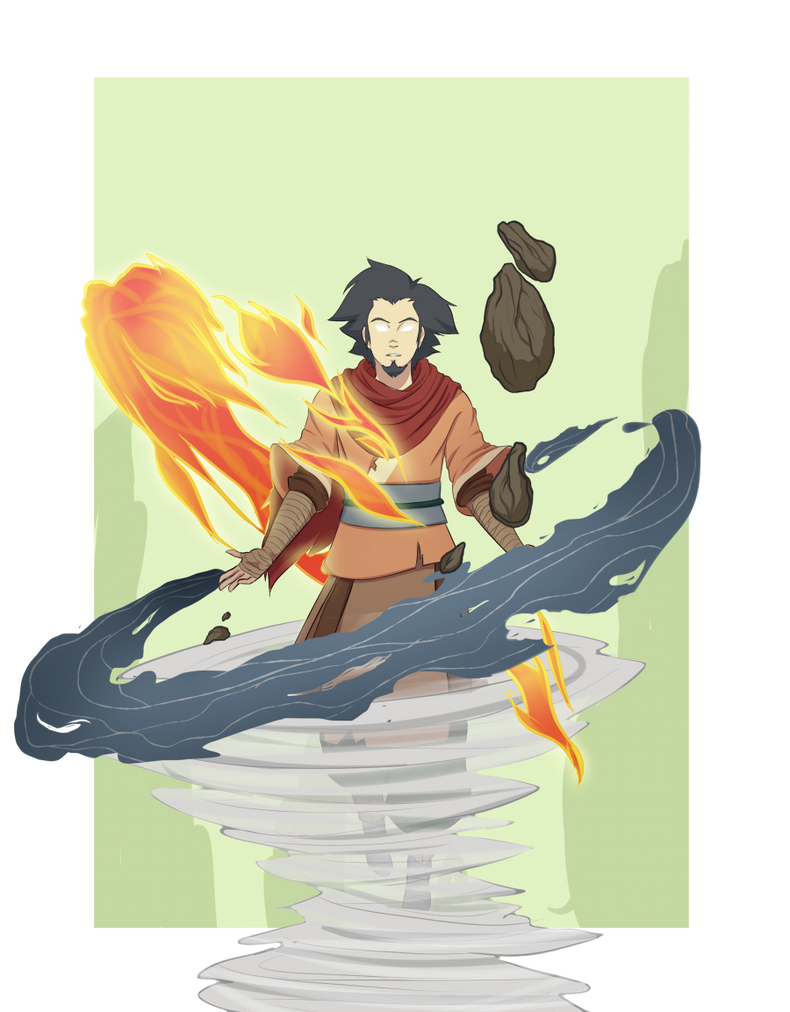 Avatar Wan by pixielog