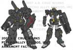 Vengence Gundam
