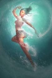 Neptune Planet Power, Make Up! (Sailor Moon)