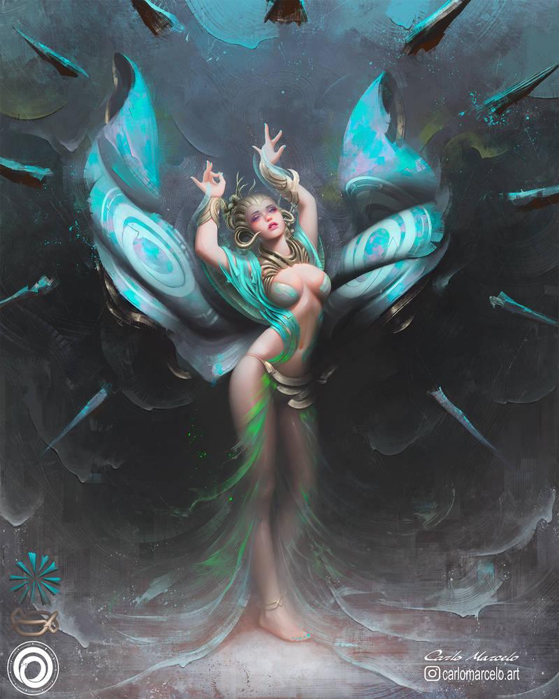 Lotus: Arcane Idol Contest Entry