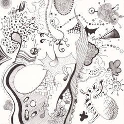 Untitled Drawing 2009 1 by wappyness