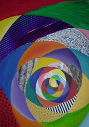 Fibonacci Spirals by wappyness
