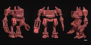 INDUSTRIAL BOT by WXKO