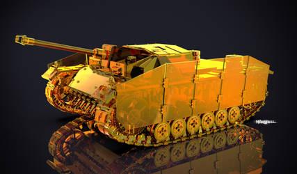 STURMGESCHUTZ III G-MODEL by WXKO