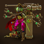 SPACE HUNTER by WXKO