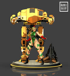 CAMMY AND THE ROBOT II by WXKO