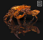 GOLDEN CRAB by WXKO