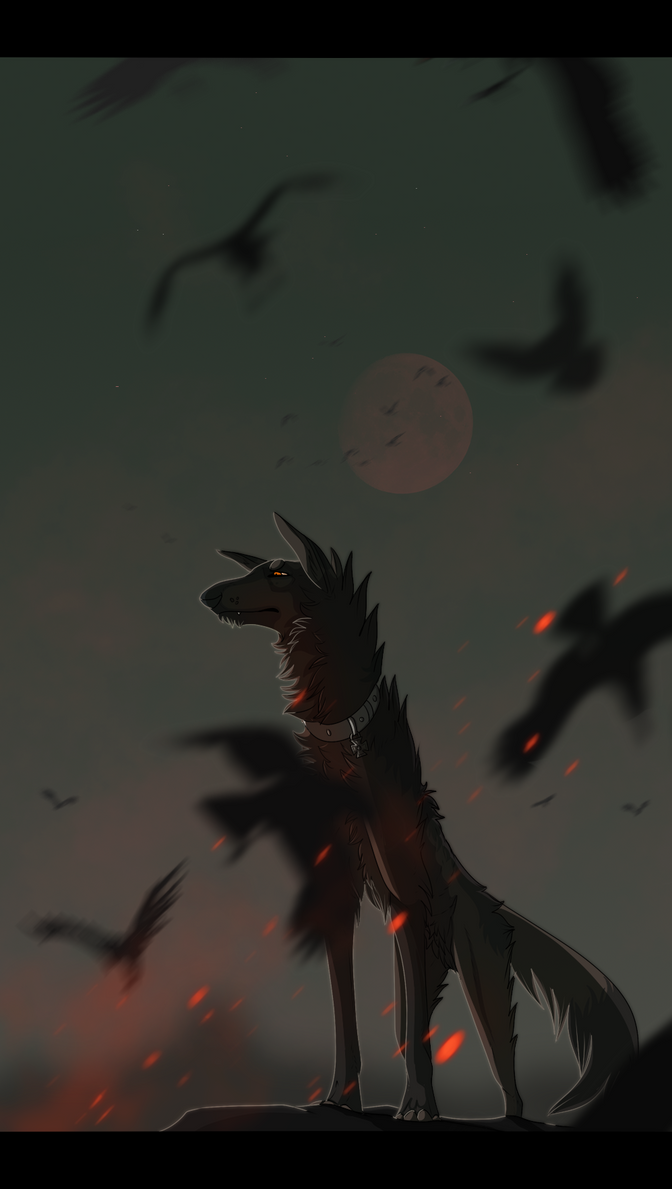 Raven by DeadRussianSoul