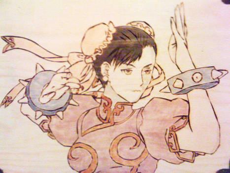 Chun Li - In Battle