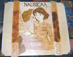 Nausicaa Woodburning