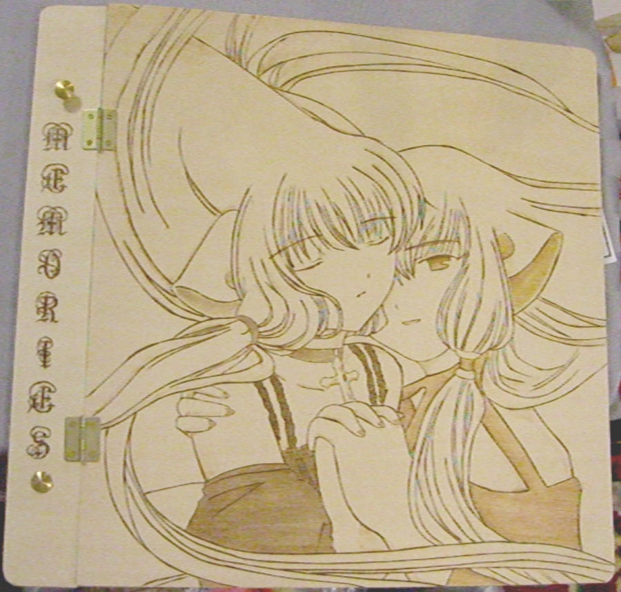 Chobits Memories by akicafe