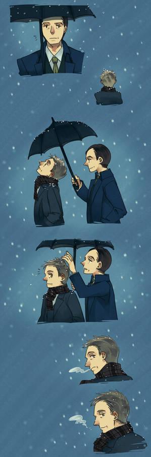 Sherlock - Winter mystrade