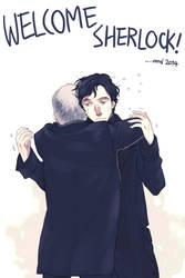 Sherlock - Welcome Sherlock