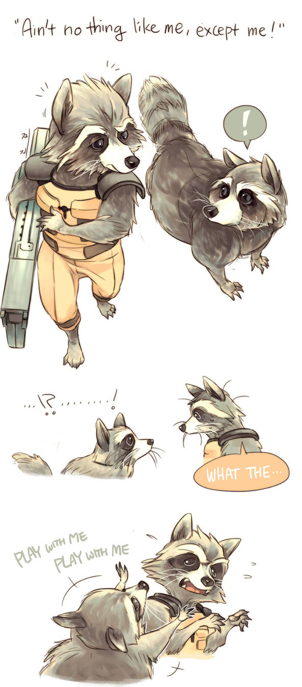 GOTG - What if these guys met?