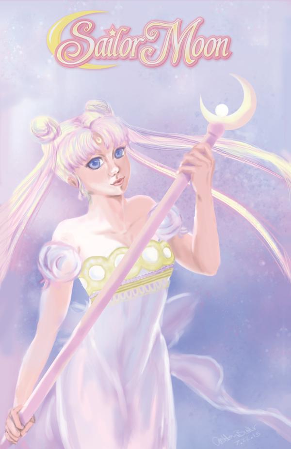 Sailor Moon Serenity by Ashty187