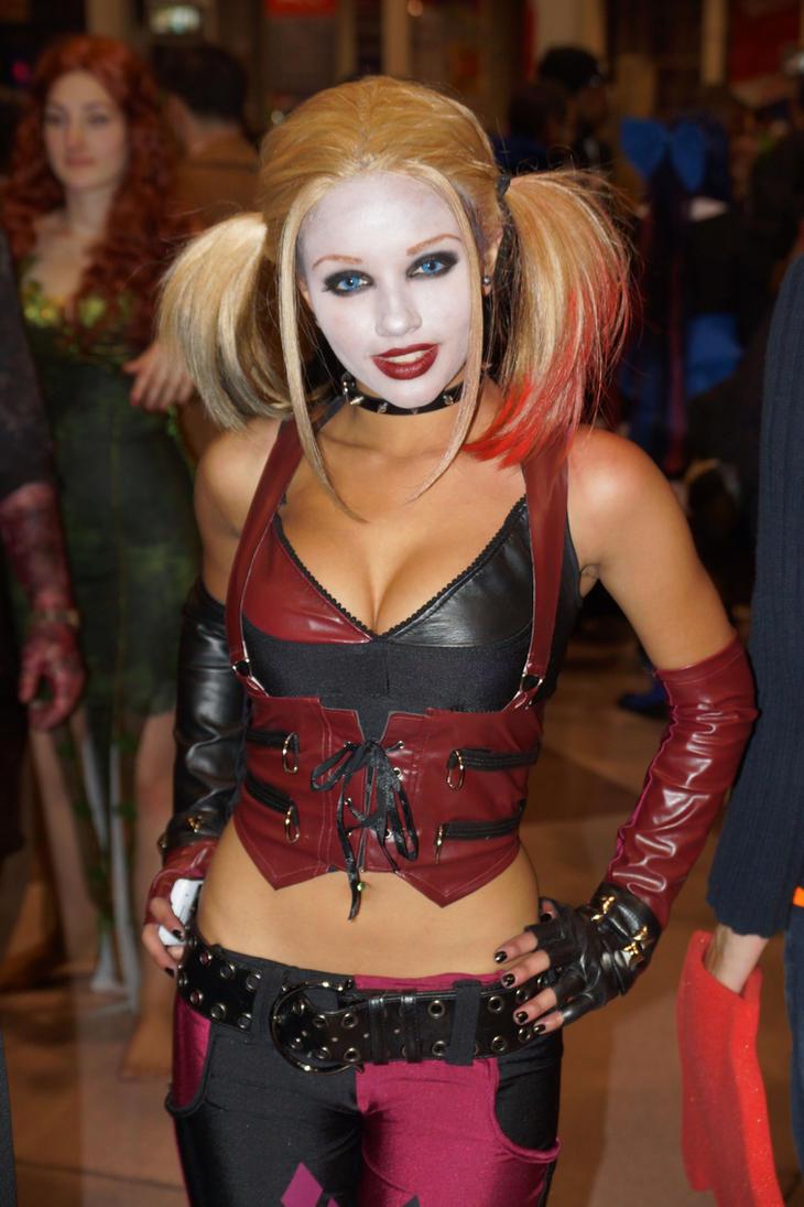 NYCC 2012 Harley Quinn by kamau123