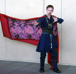 Winter Con 2016 - Doctor Strange 1