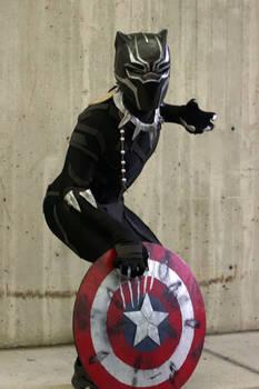 Black Panther - NYCC 2017