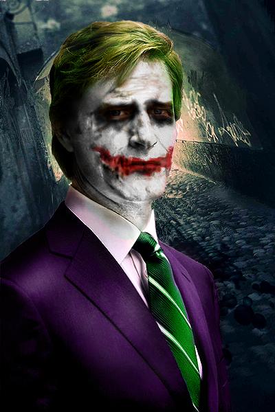 Harvey Dent New Earth: Harvey 'Joker' Dent By XFraughtx On DeviantArt