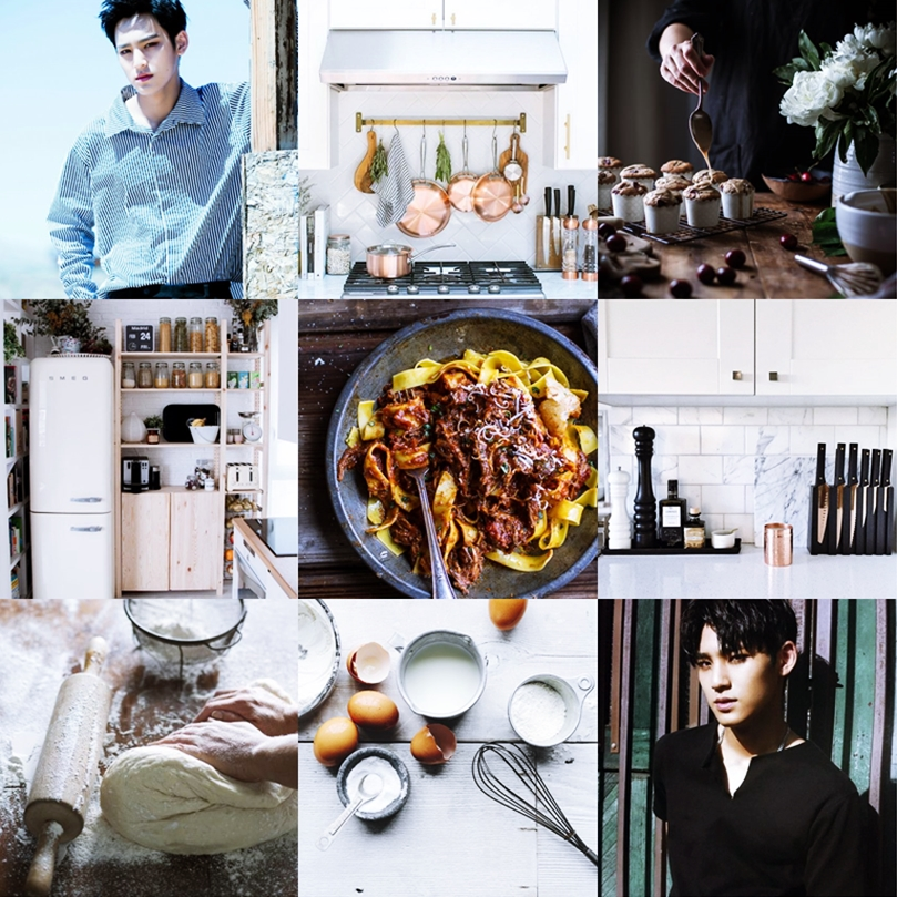 Chef Aesthetic By MinaBeautifullDoll