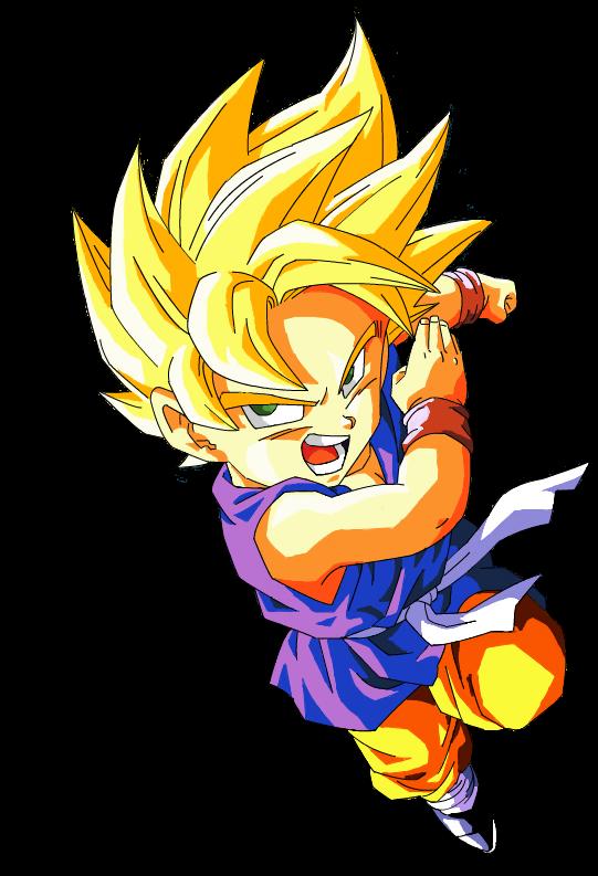 Son Goku Gt Ssj By Ninja Pineapple On Deviantart