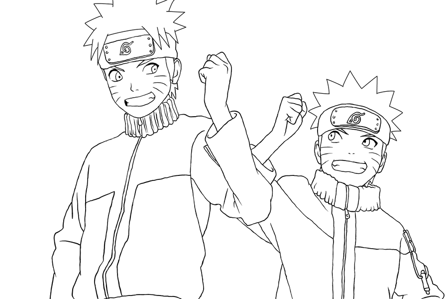 Line Art Ninja : Naruto lineart by ninja pineapple on deviantart