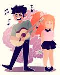 La Vie En Rose (+Speedpaint)