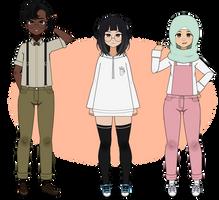 Love me some diversity by Sh00keth