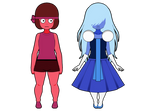 Ruby and Sapphire (Exports available)