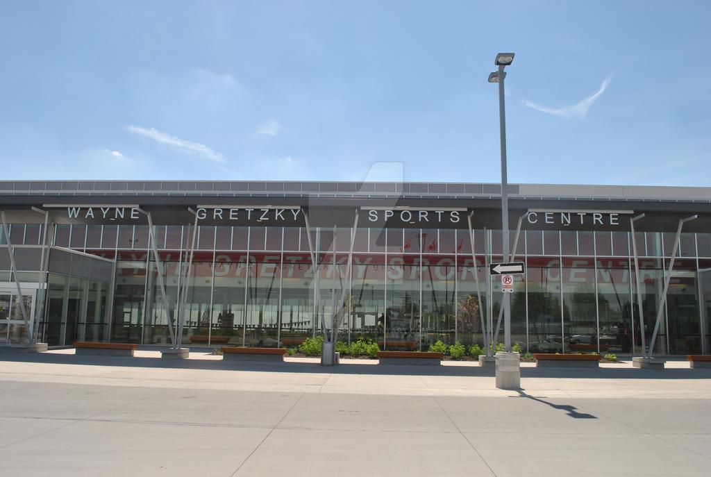 Wayne Gretzky Sports Center Brantford On Canada By Duncangreen On Deviantart