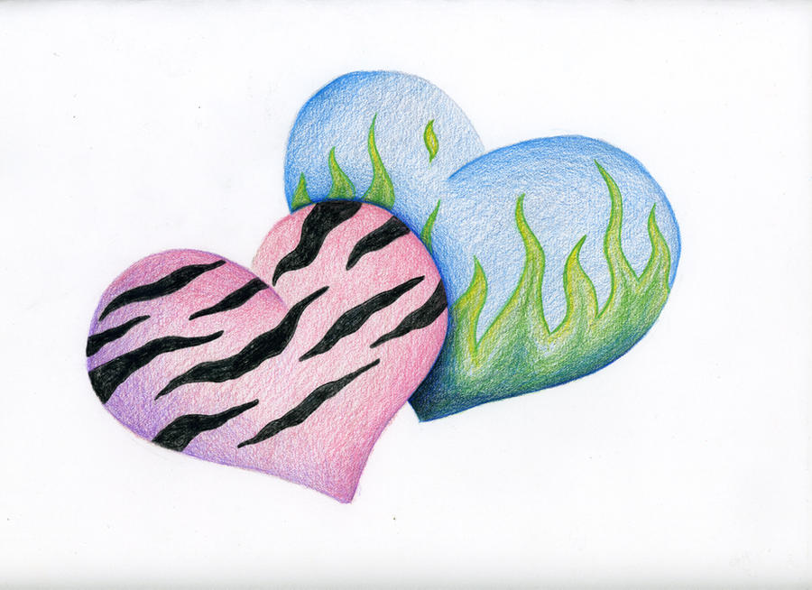 Cool Hearts by Faemusic on deviantART