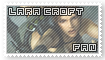 Lara Croft Stamp by Yuki-Su