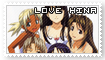 Love Hina Stamp by Yuki-Su